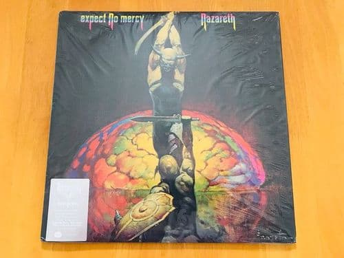 Nazareth <br>Expect No Mercy<br>LP, RE, RM, Pink